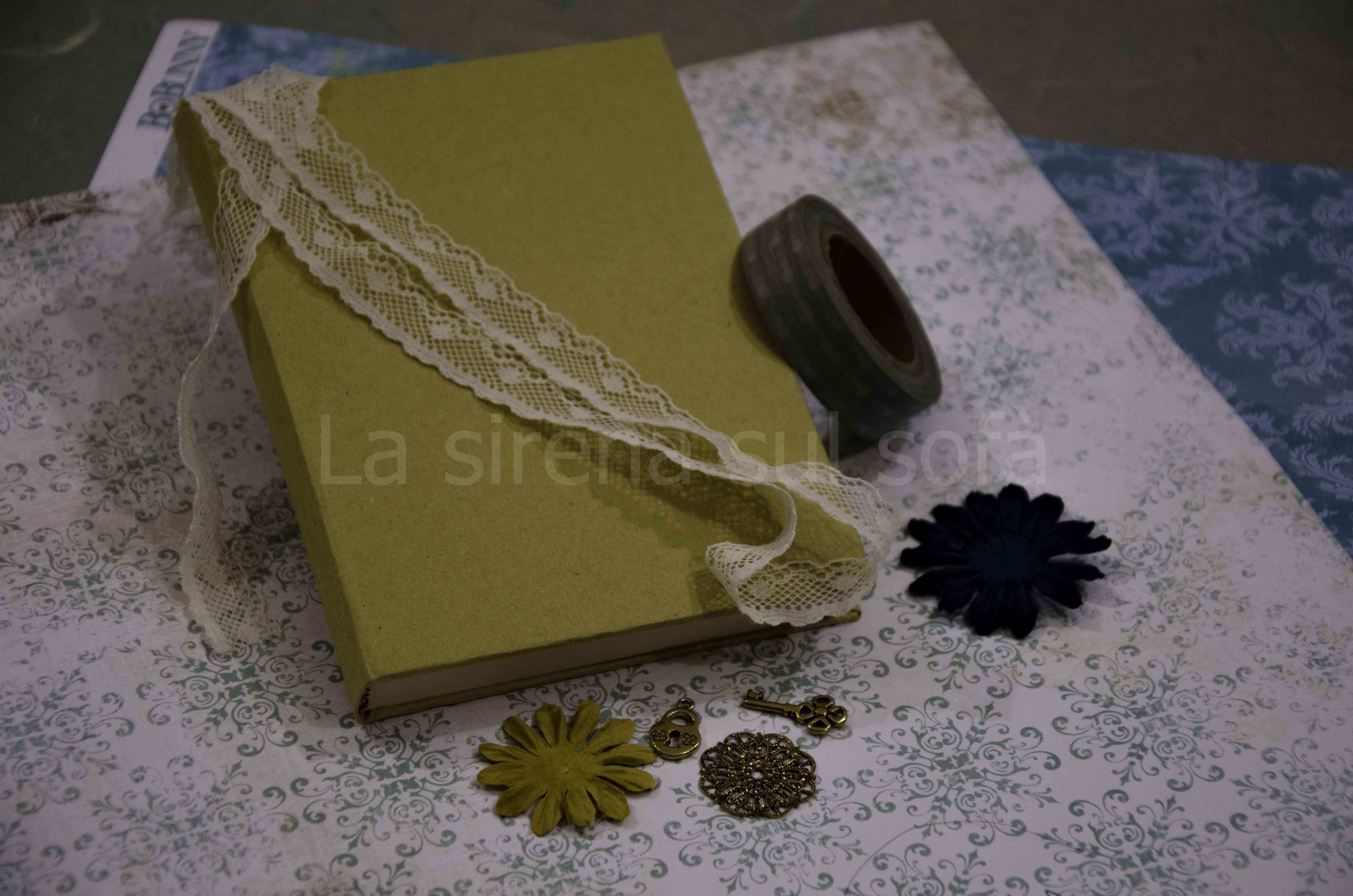 Materiale quaderno