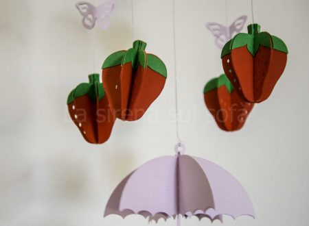 Piovono fragole!