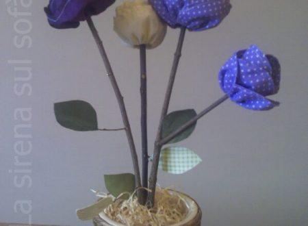 Un'ospite tutta rose e fiori