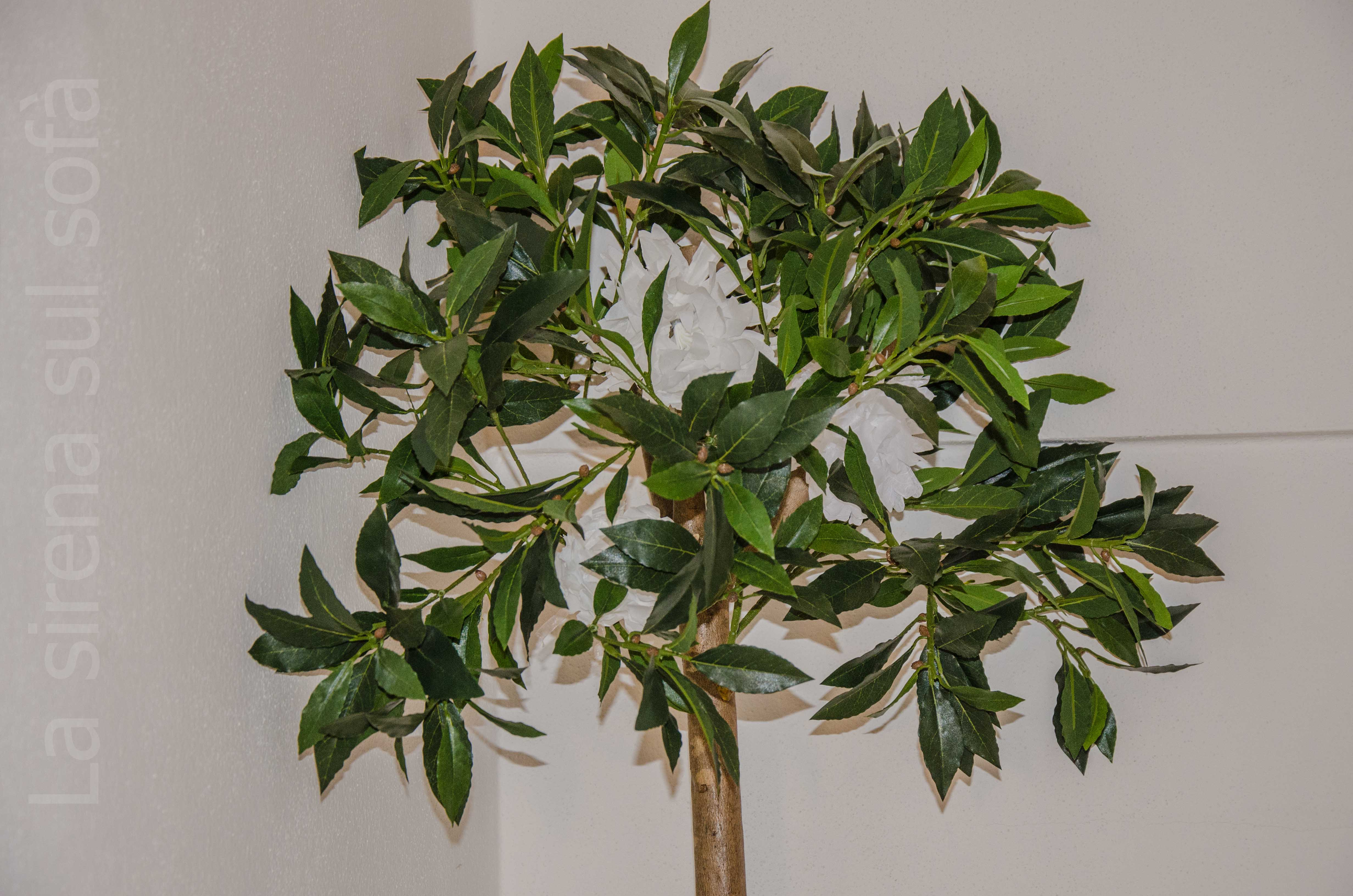 chioma albero artificiale
