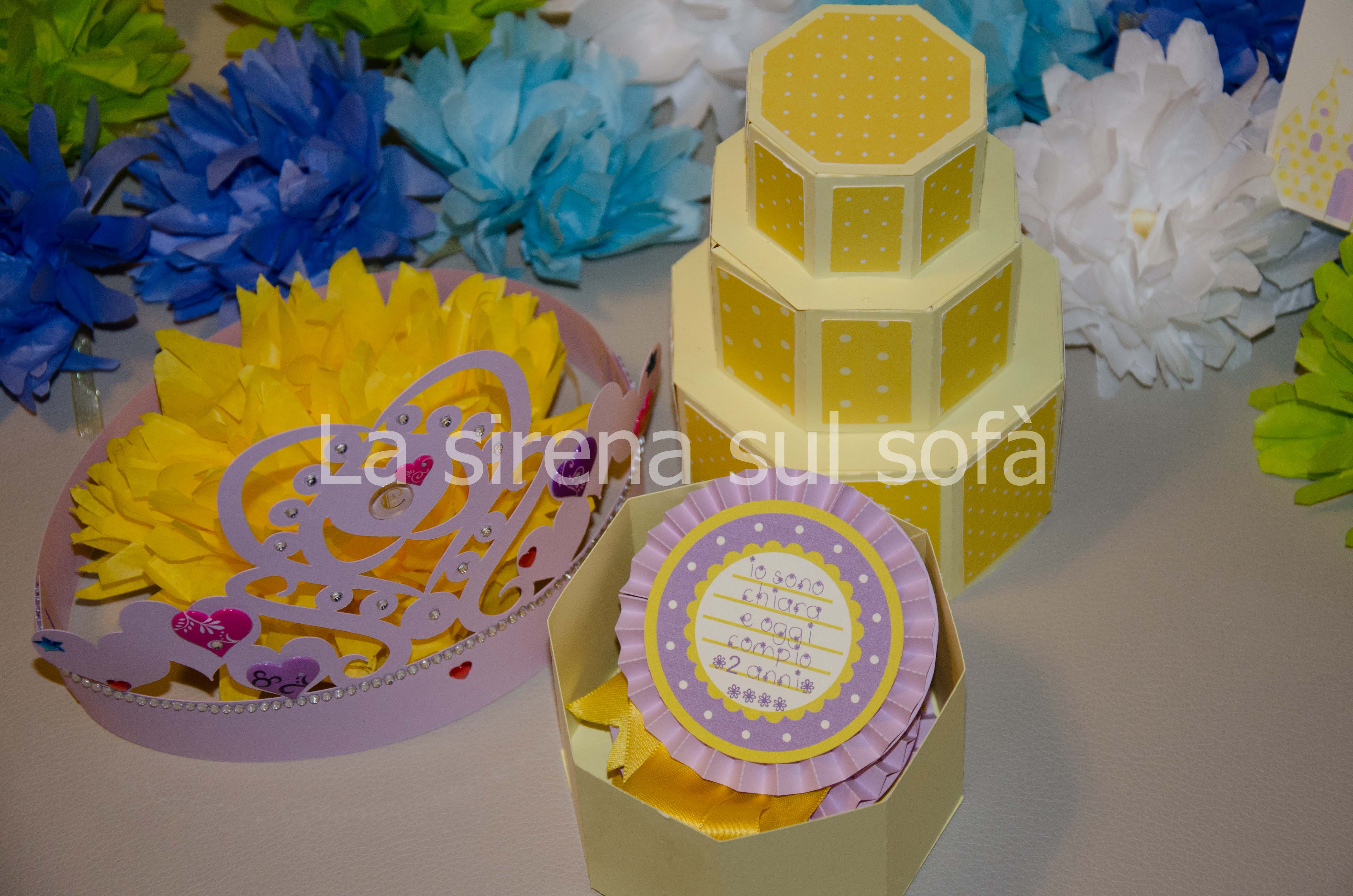 paper cake 3d