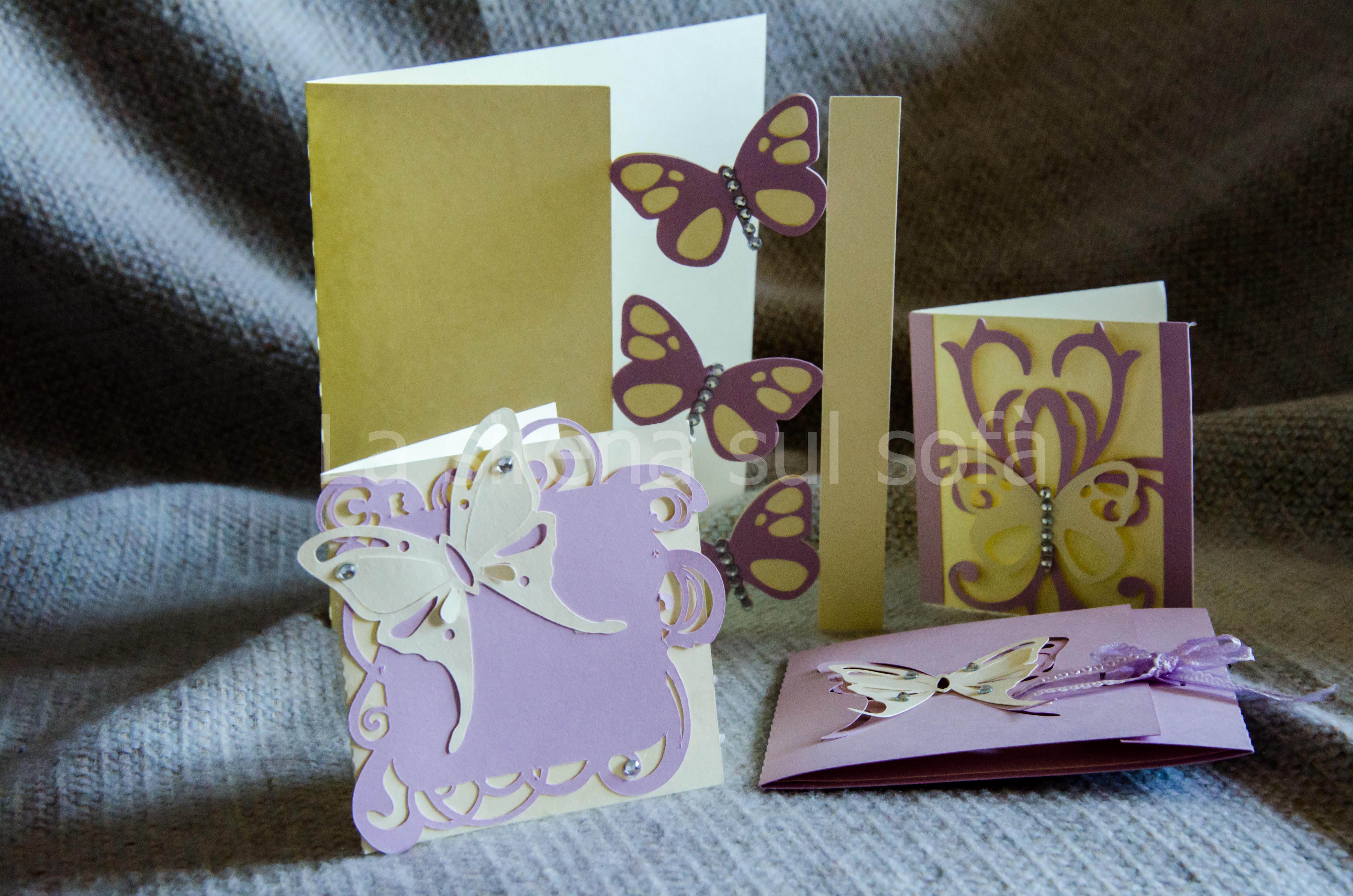 partecipazioni farfalle