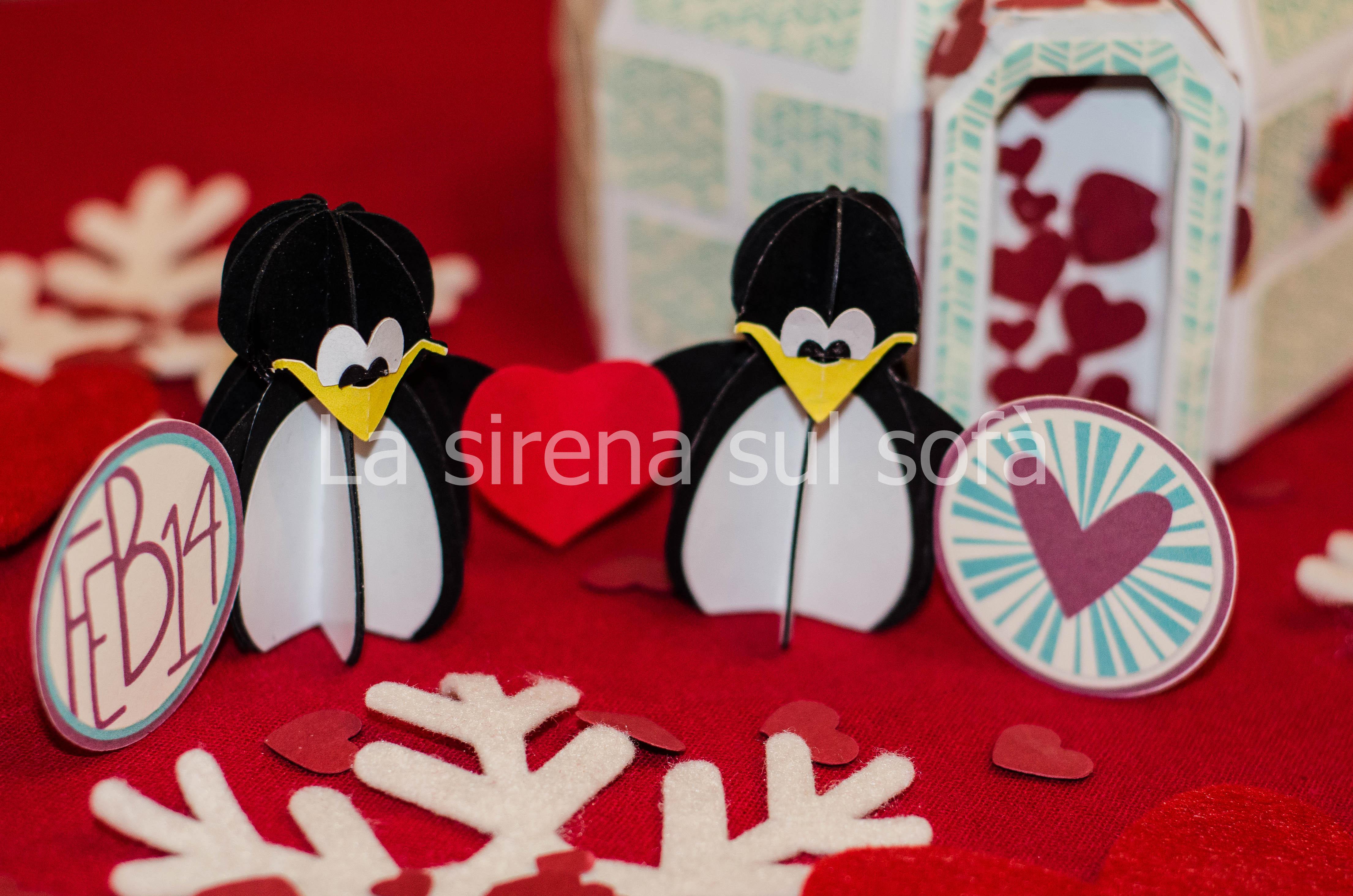 pinguini san valentino