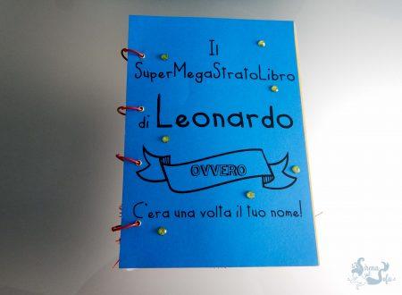 Il SuperMegaStratoLibro di Leonardo