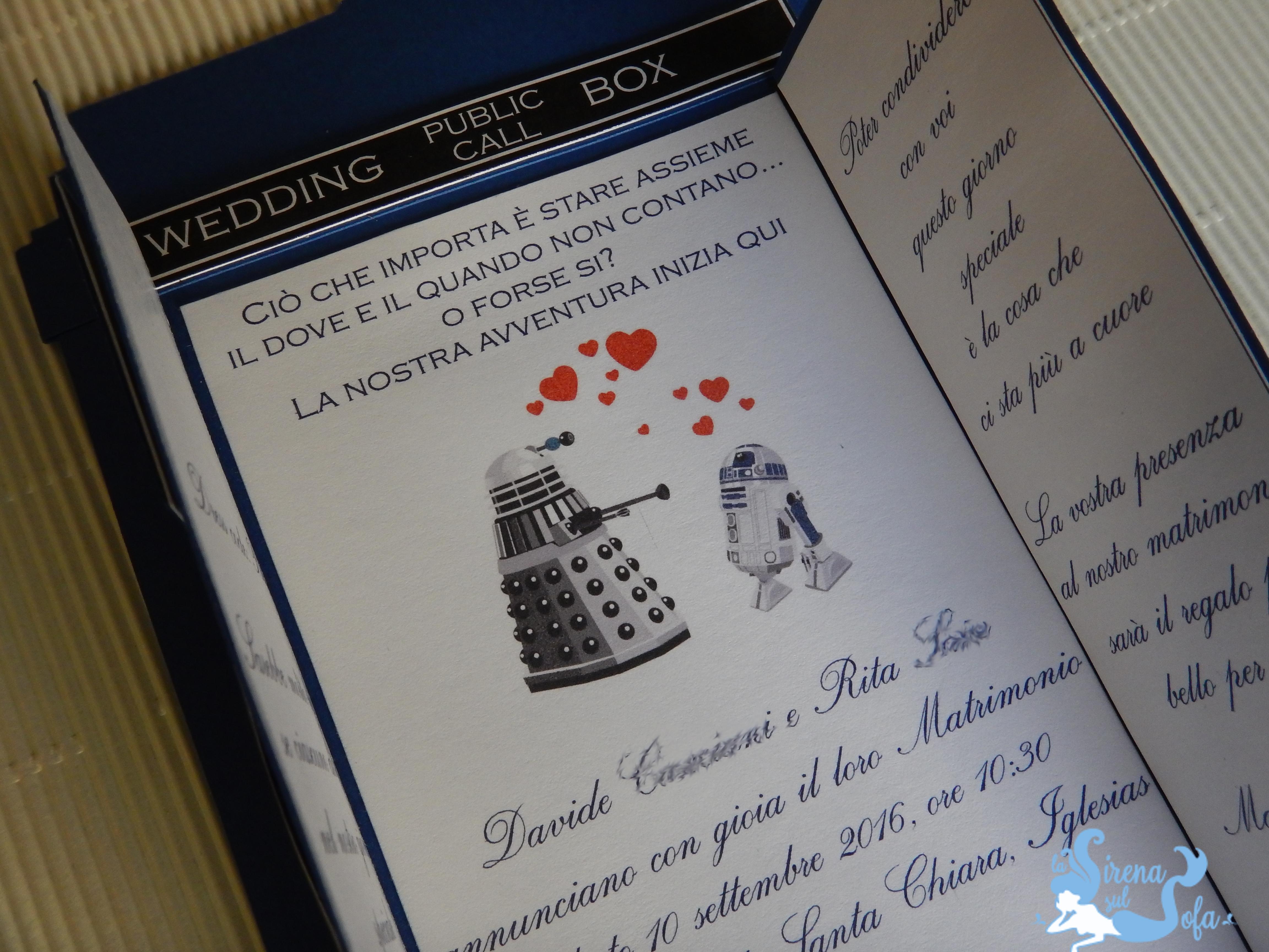 partecipazione Doctor Who